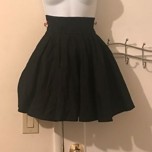 Asos skirt with crinoline